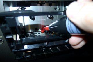 Уход за магнитофоном и кассетами
